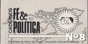 Cadernos Fé e Política (1992) Nº 8