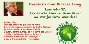 Encontro com Michael Löwy