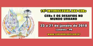 Dominicanos apoiam as Comunidade Eclesiais de Base