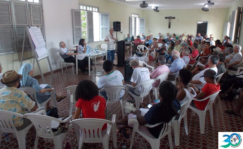 Bem-Viver é tema de Seminário de Fé e Política em Fortaleza