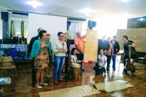 Encontro do Movimento Fé e Política do Rio Grande do Sul