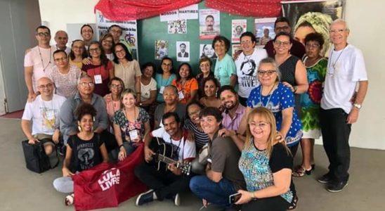 Grupo do Setor Social da Arquidiocese da Paraíba