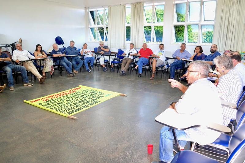 3º Encontro Regional do Movimento Fé e Política do Planalto Central