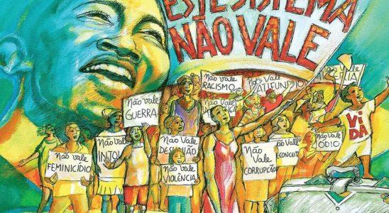 cartaz do grito dos excluidos