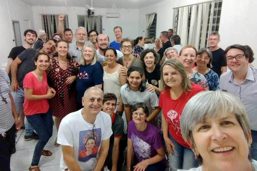 Coletivo Mateando com Paulo Freire e Movimento Fé e Política – RS discutem Sínodo da Amazônia