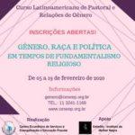 Curso CESEEP Latino Americano de Pastoral e Relações de Gênero