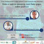 Live: debate cenário político