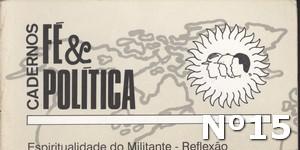 Cadernos Fé e Política (1996) Nº 15