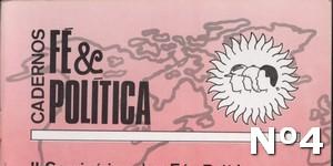 Cadernos Fé e Política (1990) Nº 4