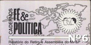 Cadernos Fé e Política (1991) Nº 6