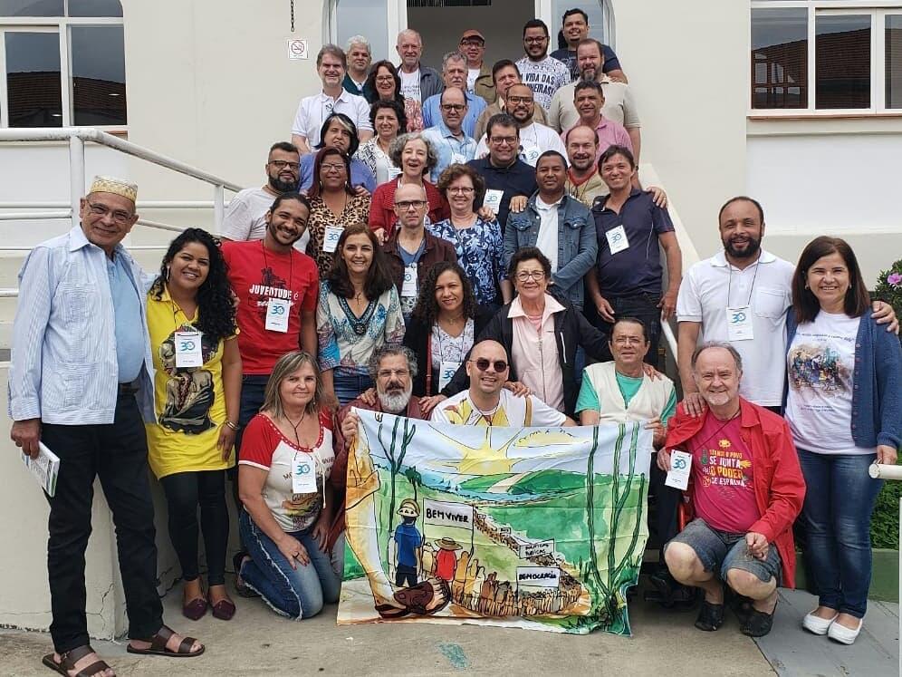 Aconteceu entre os dias 22 a 24 de novembro em São Paulo, o Seminário Nacional do Movimento Fé e Política