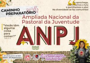 Pastoral da Juventude – Ampliada Nacional