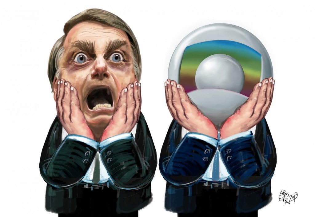 Ultracapitalismo sem Bolsonaro — o plano da Globo